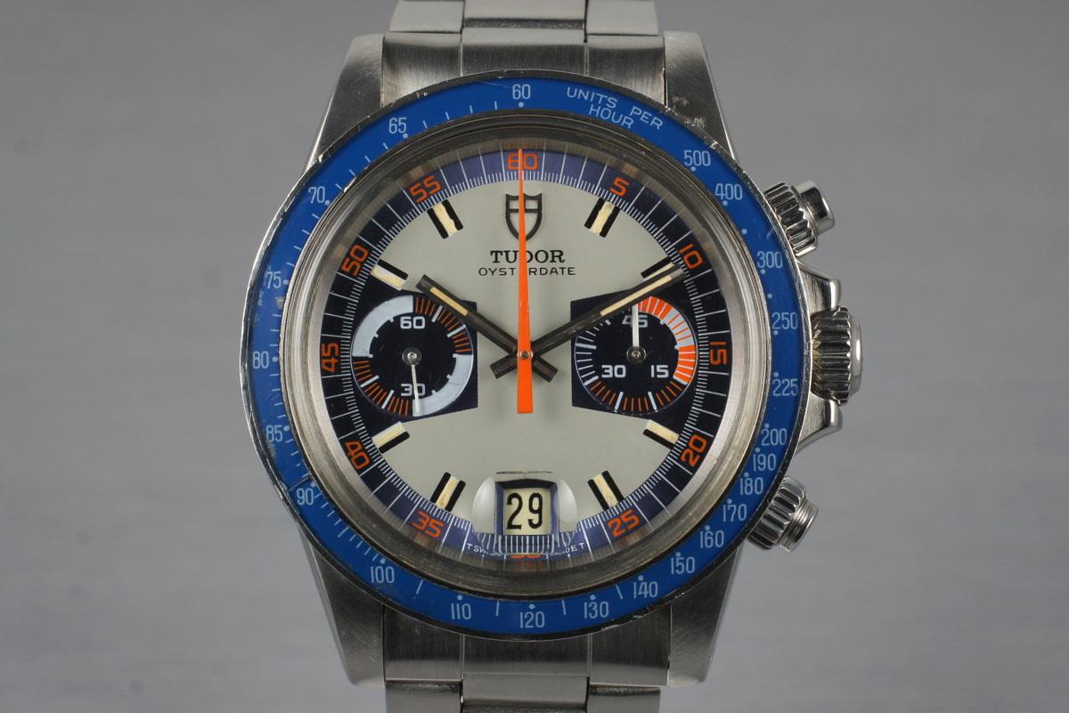 Tudor OysterDate MonteCarlo Chronograph 7149 - 1