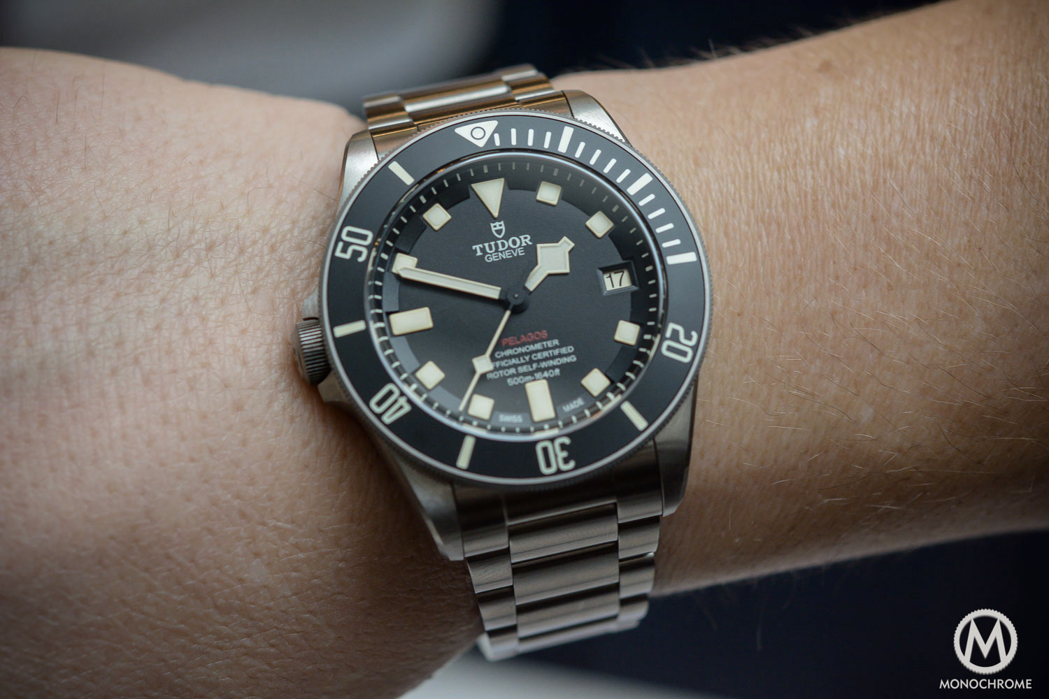 Tudor Pelagos LHD Left-Handed - Review (Live Photos, Price)
