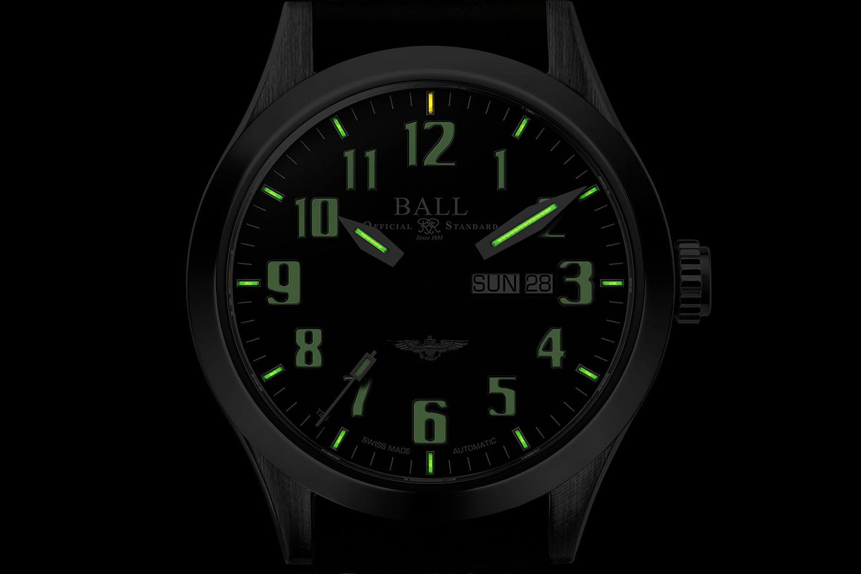 Ball Watch Engineer III Bronze Star and Silver Star