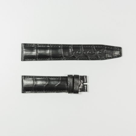 Monochrome-Straps-Alligator-Black