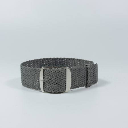 perlon strap dark grey