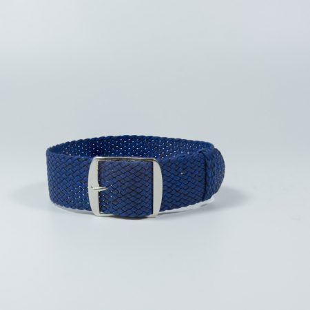 perlon strap dark blue