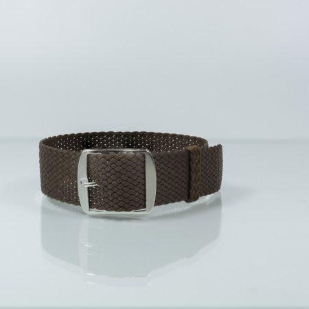 perlon strap brown