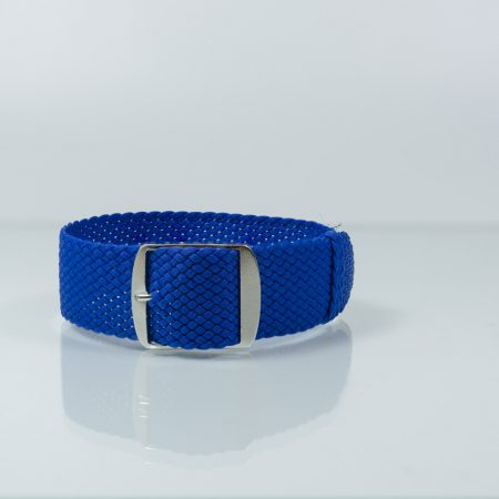 perlon strap bright blue