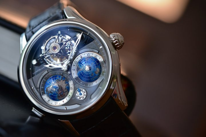 The Monochrome Video Week - Montblanc, Hand Decoration At The Villeret Manufacture