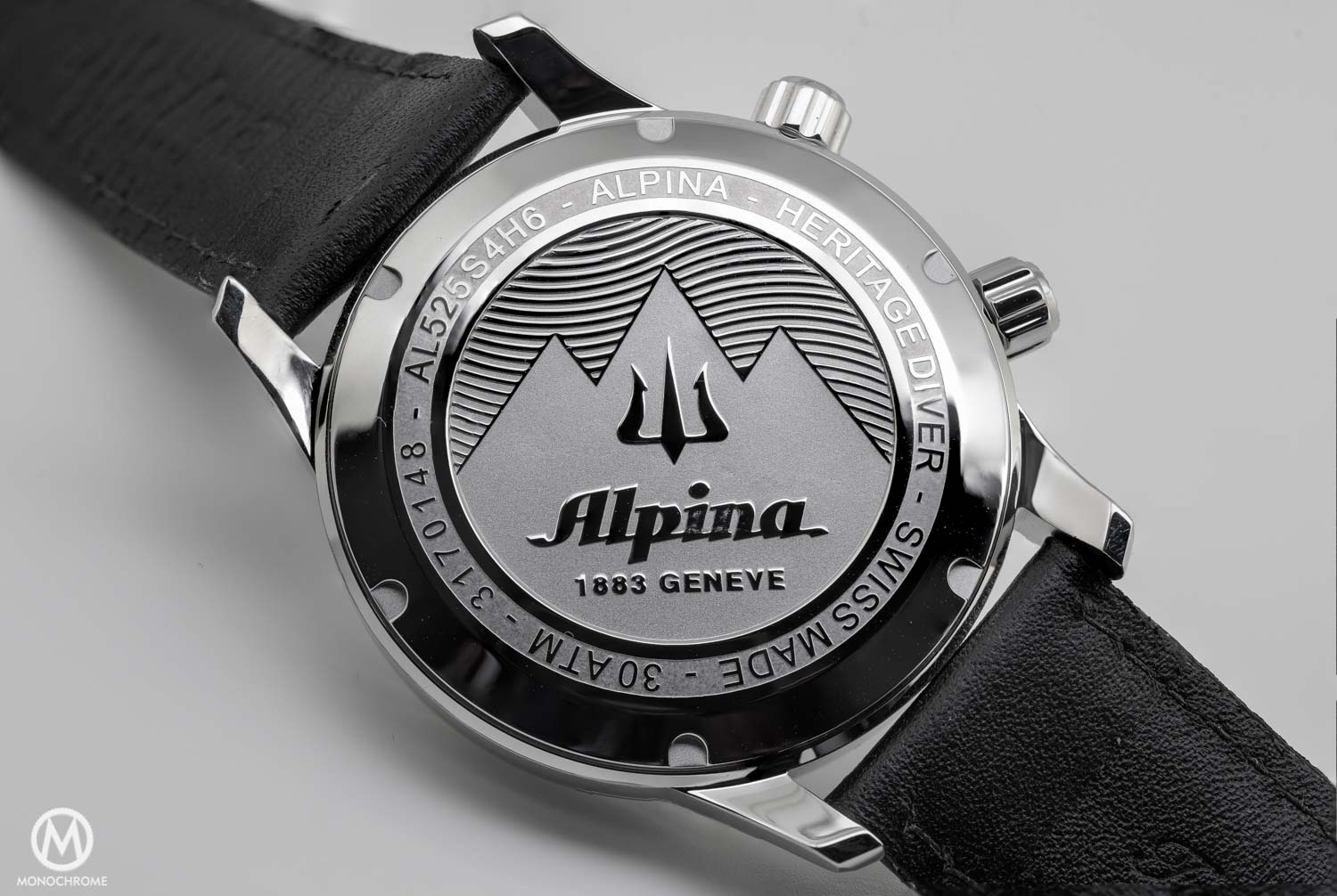 The Alpina Seastrong Diver Heritage A Vintage Inspired Diver Full - Alpina diver