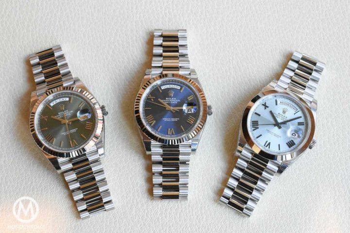 Rolex Day-Date Exhibition