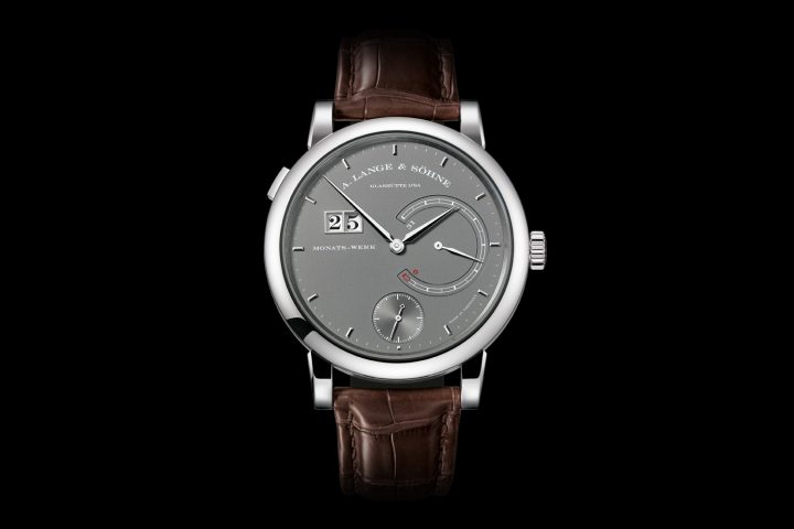 A. Lange And Sohne Lange 31 White Gold / Grey Dial - SIHH 2017