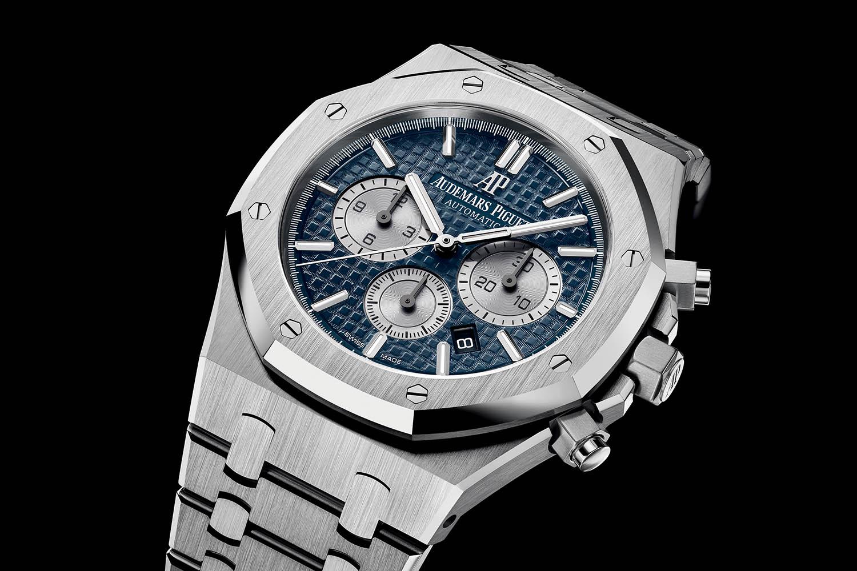 Introducing new audemars piguet royal oak chronograph sihh 2017 for Ap royal oak offshore chronograph