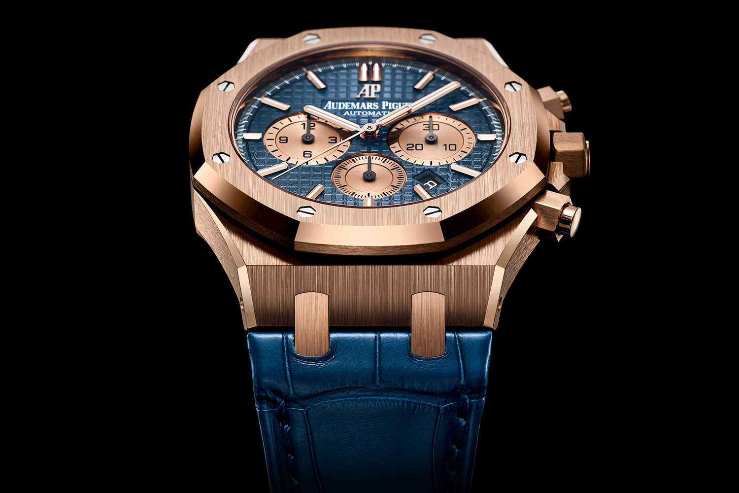 Introducing New Audemars Piguet Royal Oak Chronograph