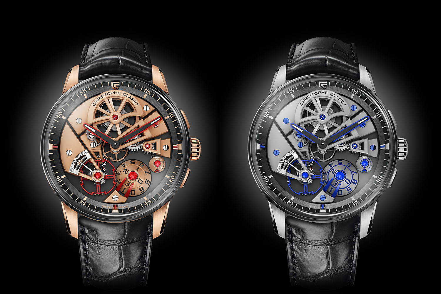 Christophe Claret Maestro - SIHH 2017
