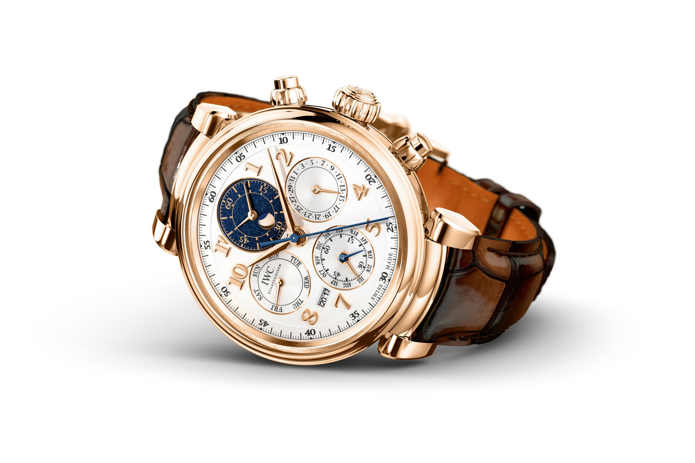 IWC Da Vinci Perpetual Calendar Chronograph - SIHH 2017
