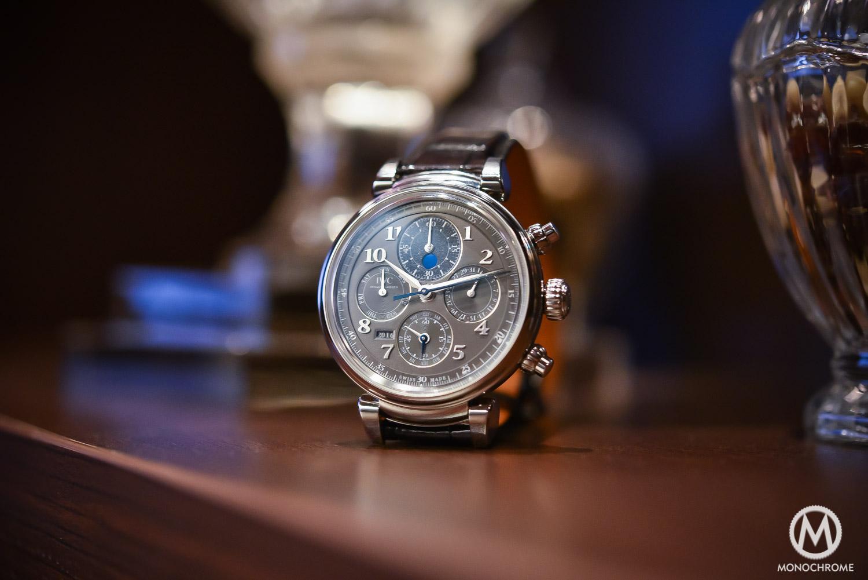 IWC Da Vinci Perpetual Calendar Chronograph Steel 2017 - Review ...