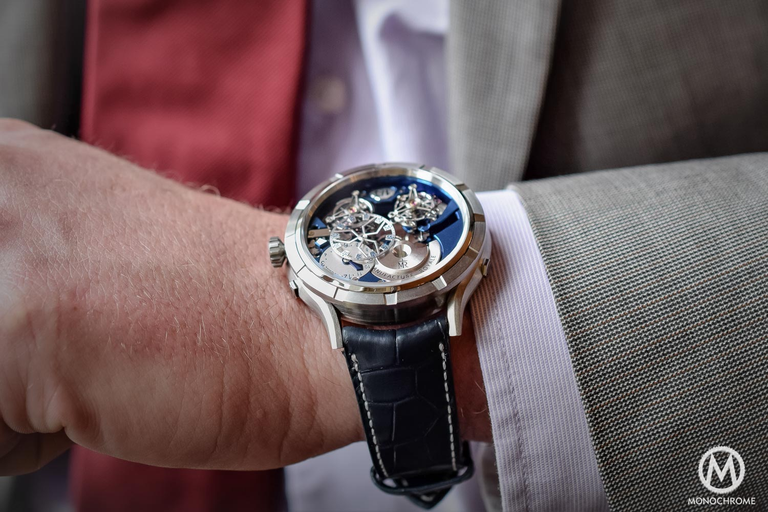 Hands-On – The New Manufacture Royale 1770 Micromegas Revolution Limited Editions