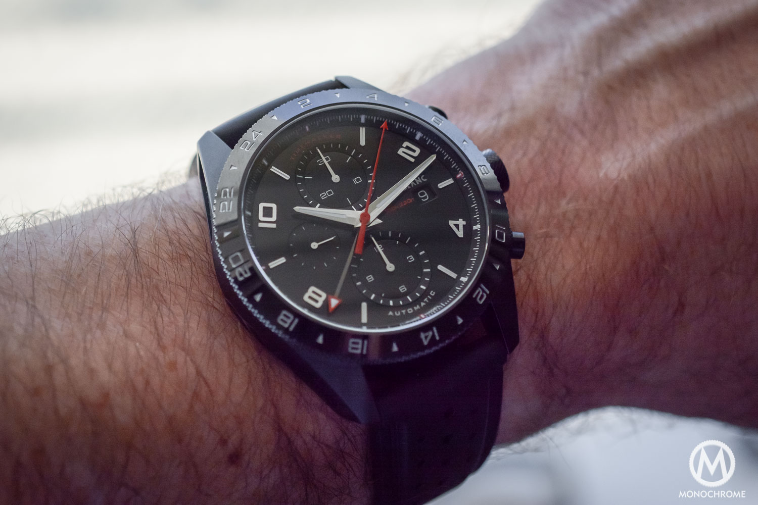 Montblanc TimeWalker Chronograph UTC Hands-On
