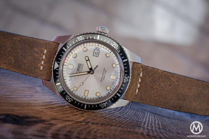Oris Divers Sixty-Five Silver Dial