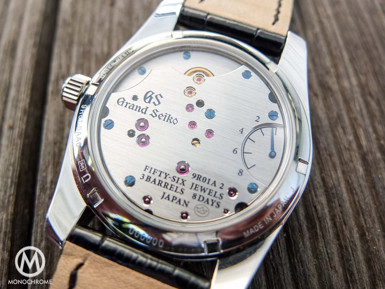 Five things i learned when visiting seiko in japan monochrome watches for Watches of japan