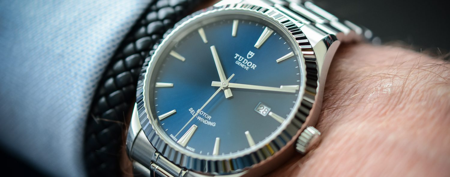 Tudor Watch Reviews Style