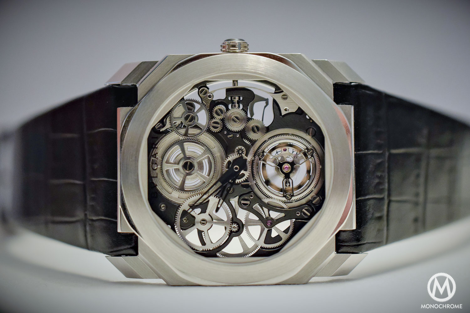Hands-On - Bulgari Octo Finissimo Tourbillon Skeleton