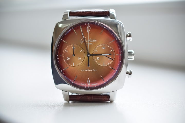 Glashütte Original Sixties Iconic Square Chronograph