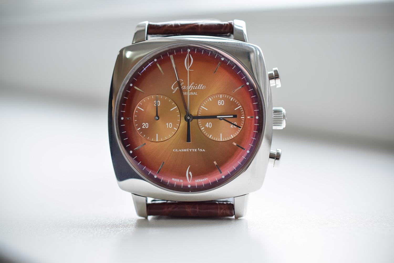 Glashütte Original Sixties Iconic Square Chronograph