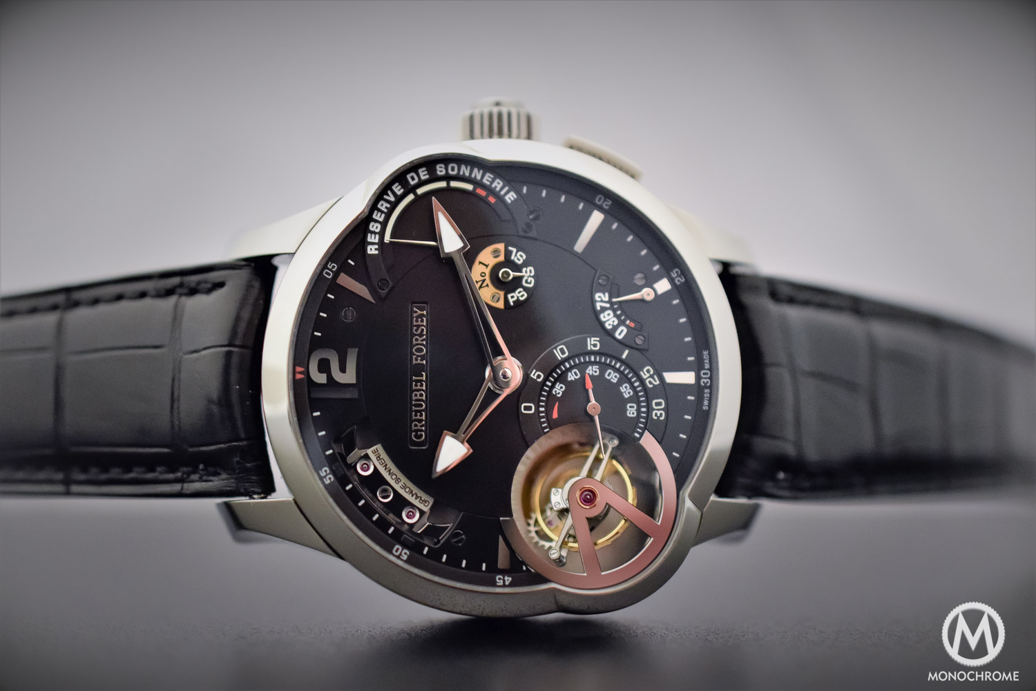 Greubel Forsey Grande Sonnerie - SIHH 2017 review