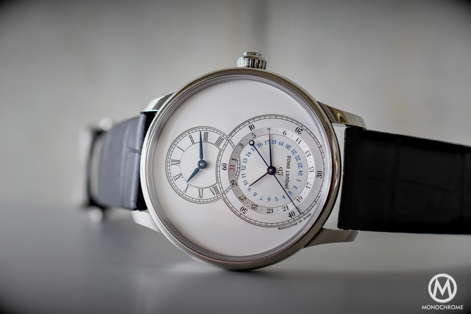 Jaquet Droz Grande Seconde Dual Time - review - 4