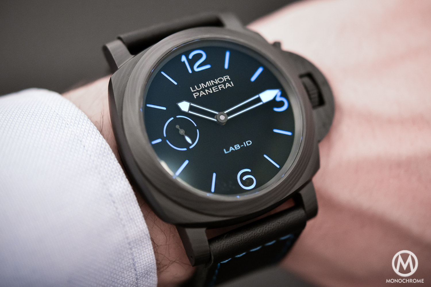 Panerai LAB-ID PAM700 – Pure Concentrate of Technology