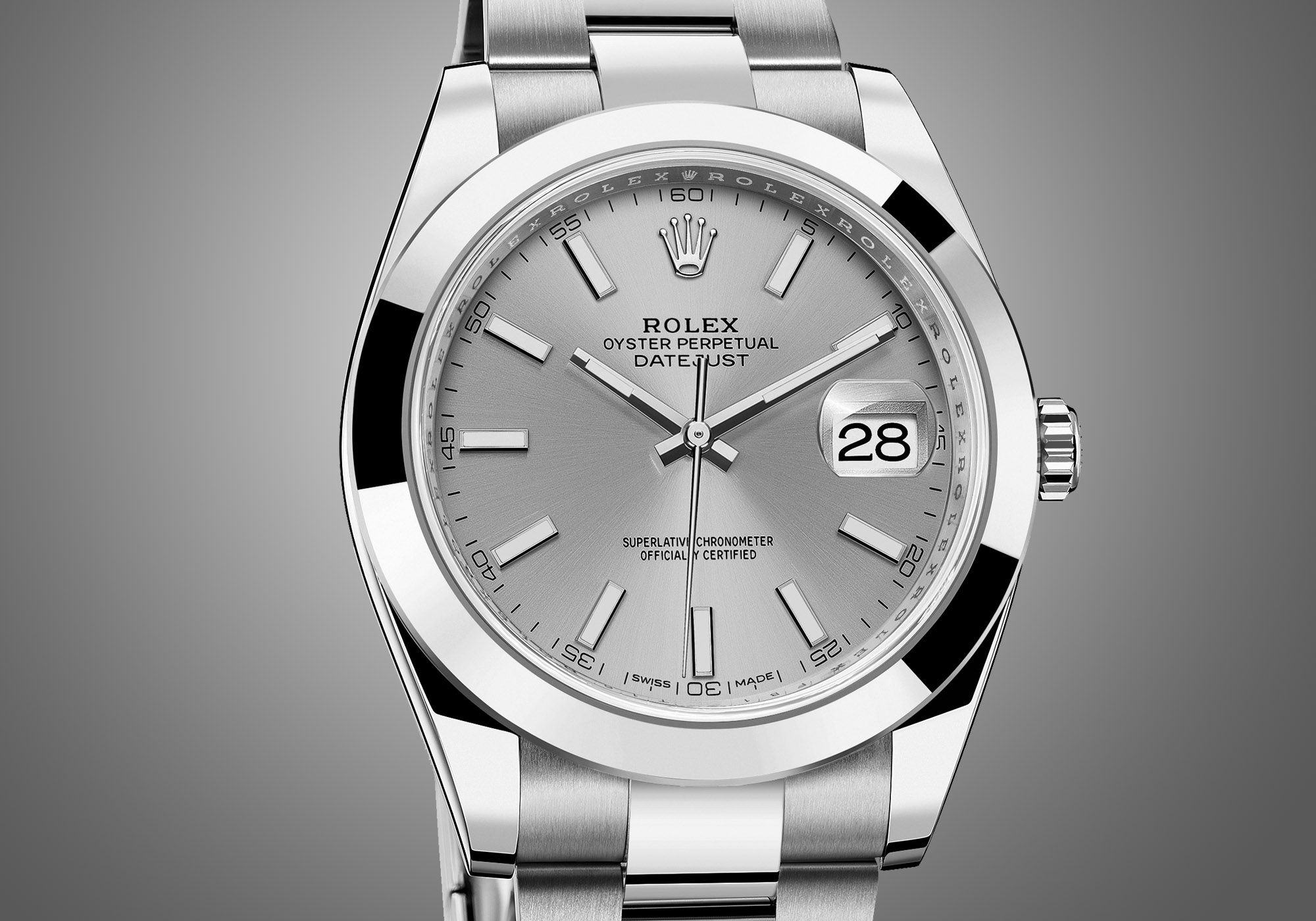 Rolex Datejust 41 Steel - Rolex Baselworld 2017 - Rolex Predictions 2017