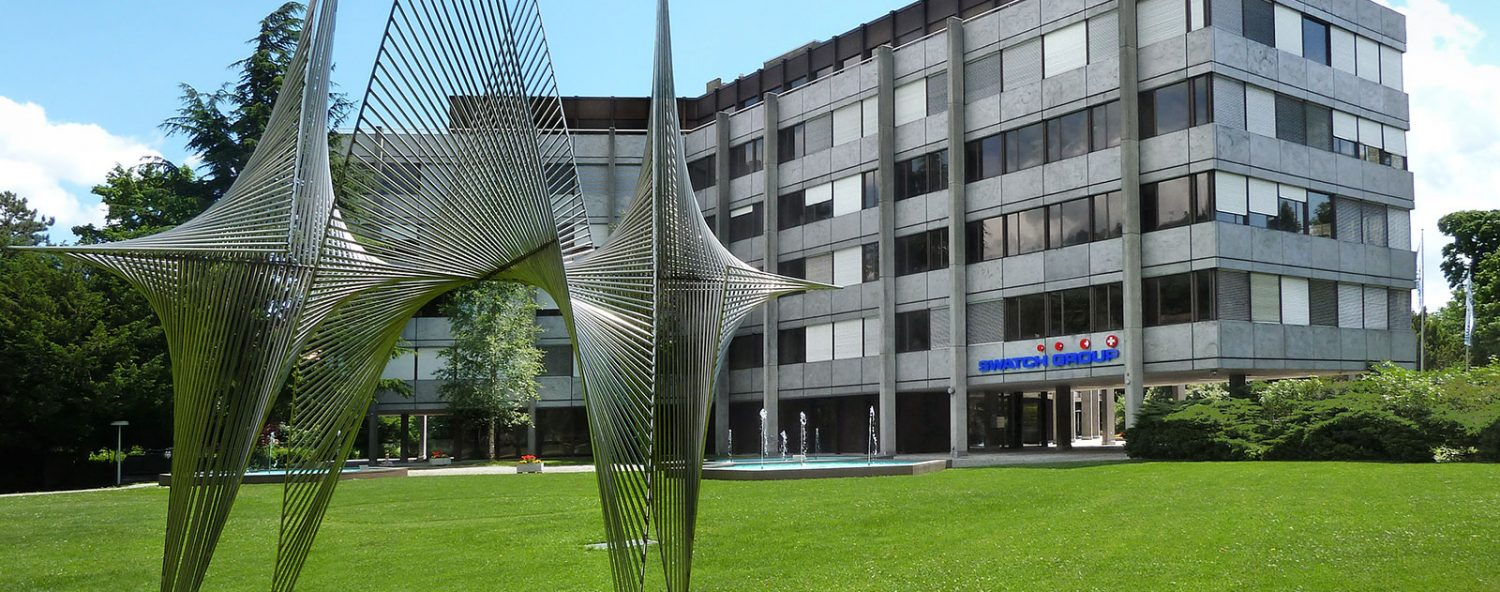 Swatch Group Masters crisis better than expected