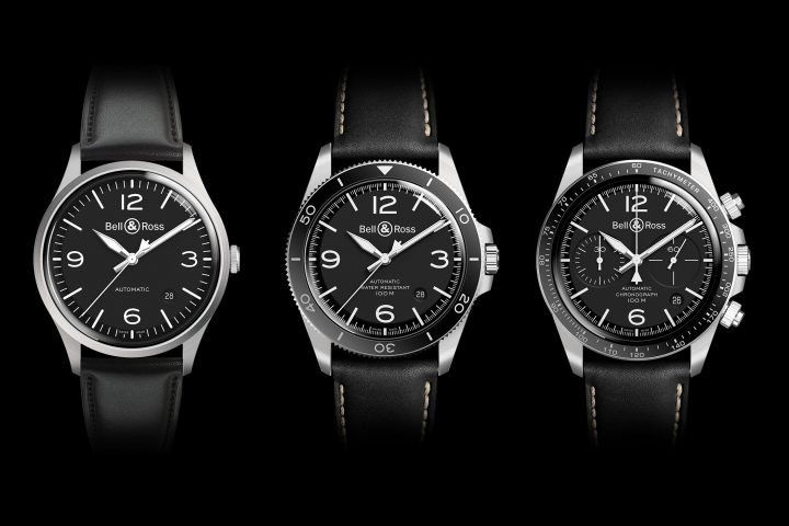 Bell and Ross Vintage Collection 2017