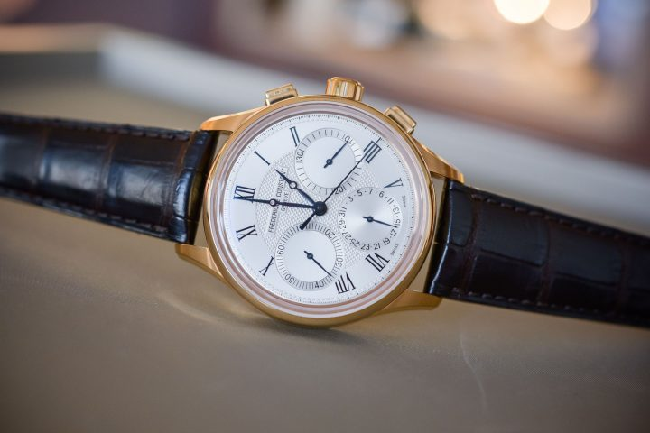 Baselworld 2017 – Frederique Constant Flyback Chronograph Manufacture (Their First In-House Chrono Explained With Exclusive Video)