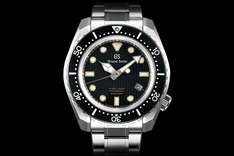 Grand Seiko Hi-Beat 36000 Professional 600m Diver's - SBGH255 - SBGH257