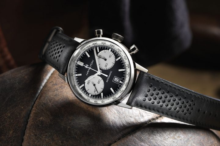 Hamilton Intra-Matic 68 Chronograph