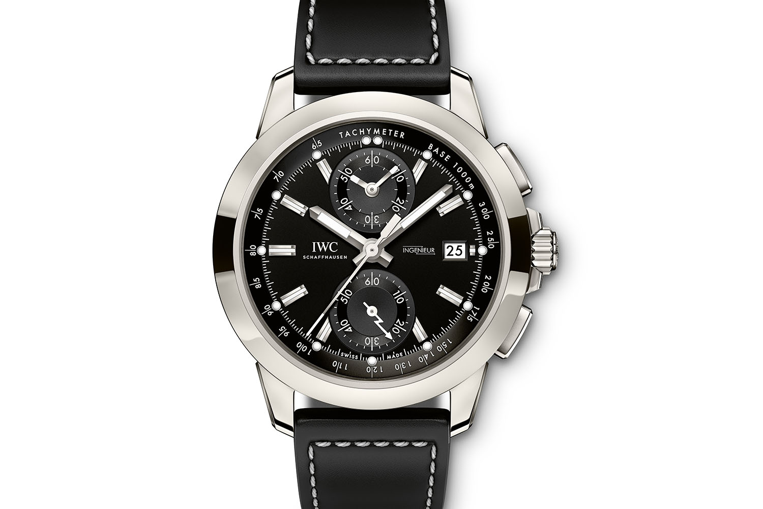 IWC Ingenieur Chronograph Sport 2017 collection vintage IW380901