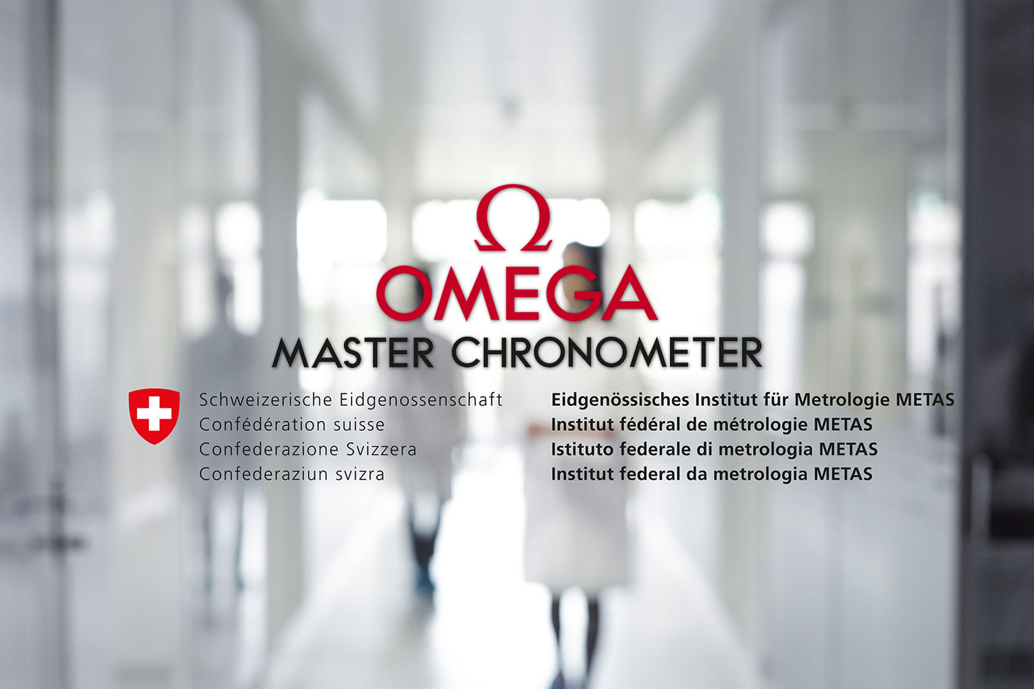 Inside Omega Master Chronometer METAS facilities