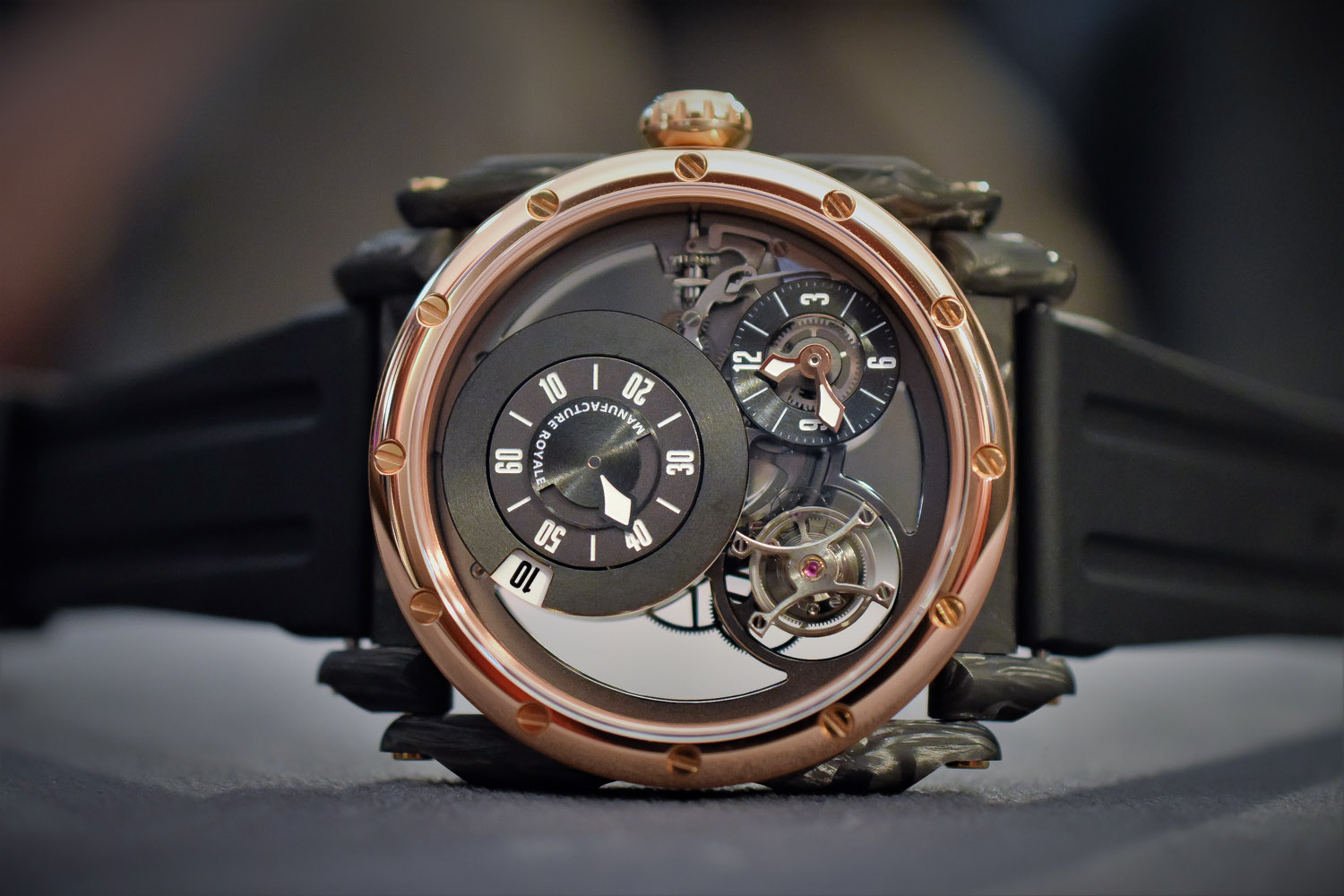 Manufacture Royale ADN - Baselworld 2017