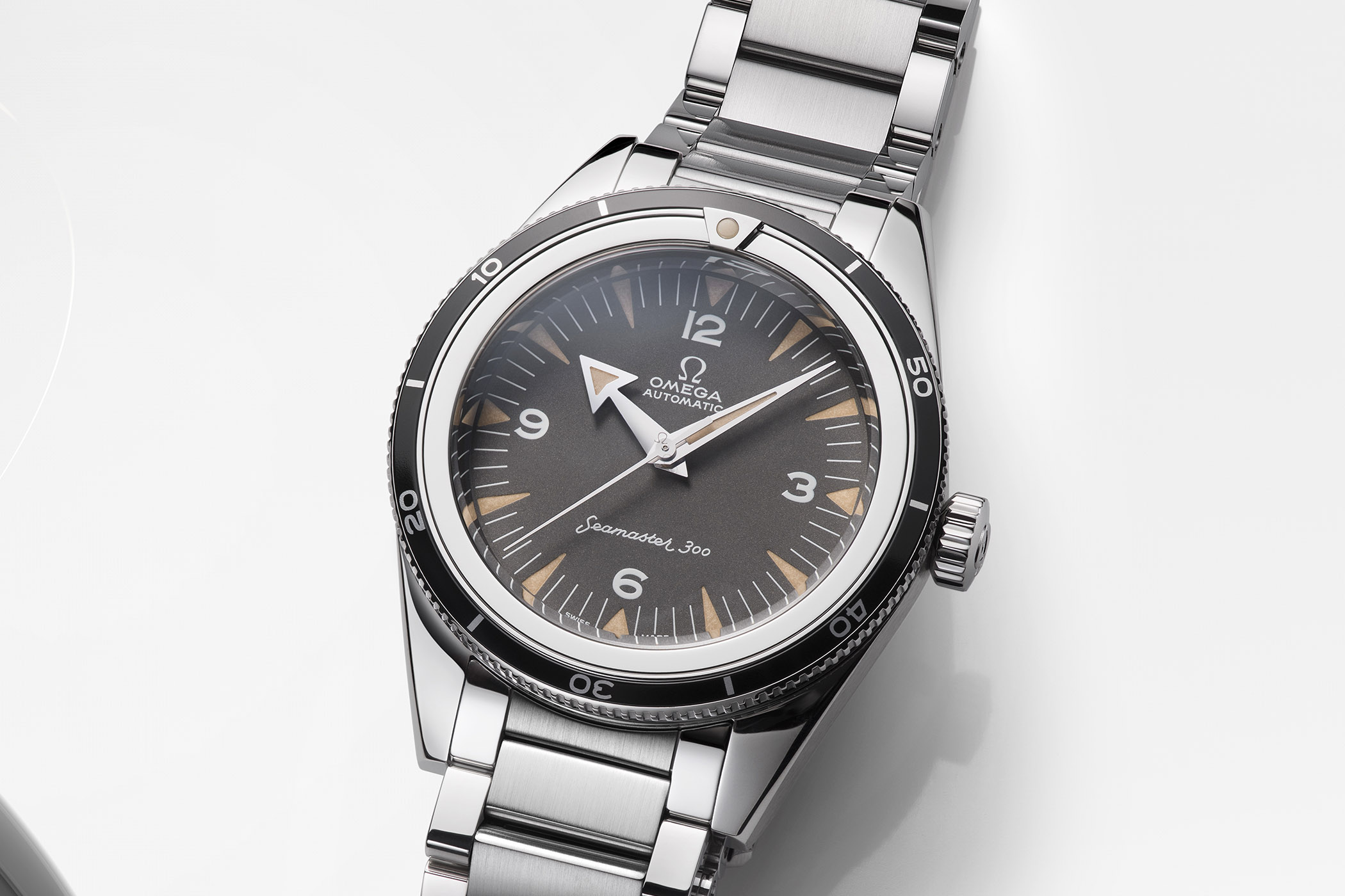 The Seamaster 30060th Anniversary 39mm The Seamaster 30060th Anniversary 39mm new pictures