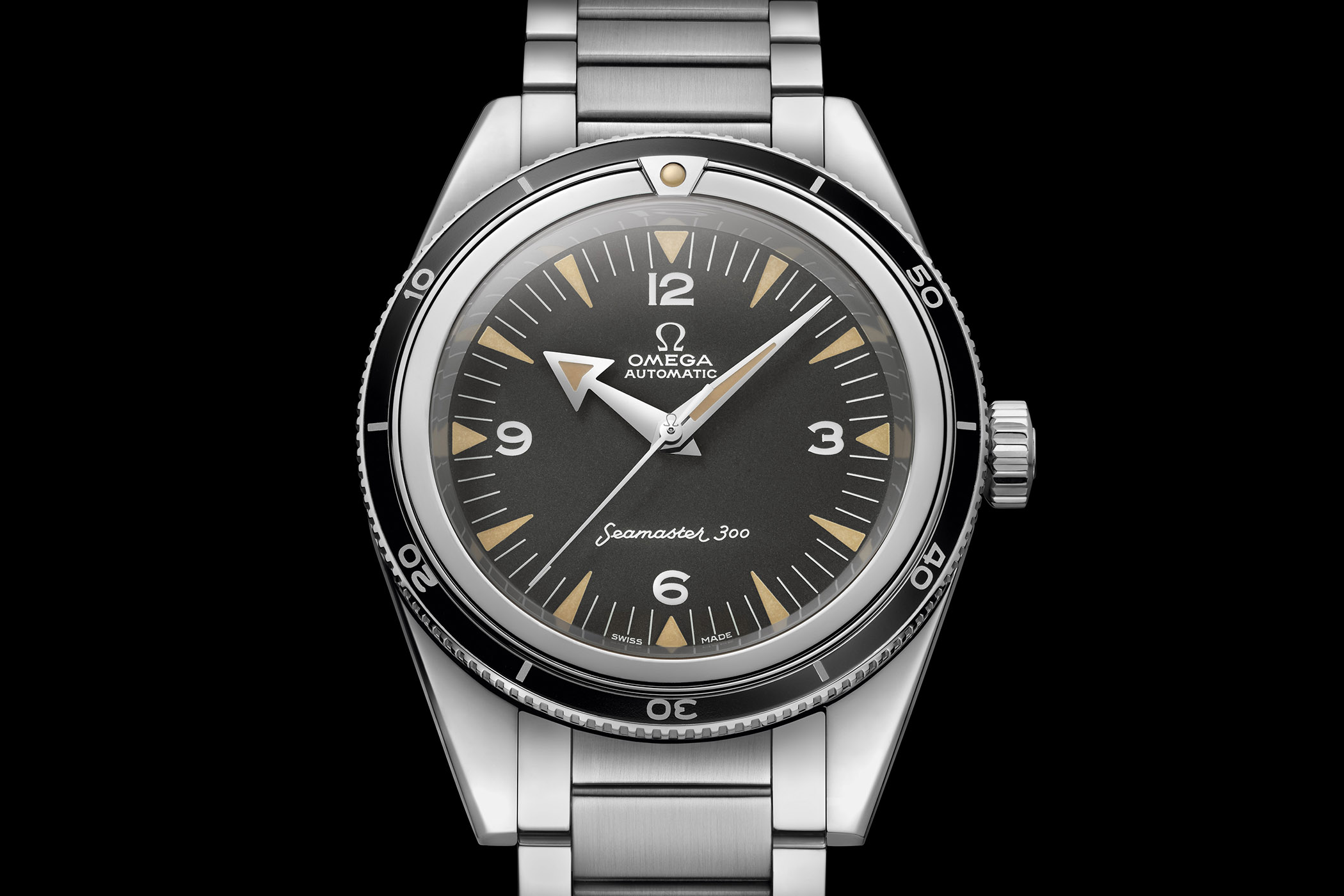 The Seamaster 30060th Anniversary 39mm