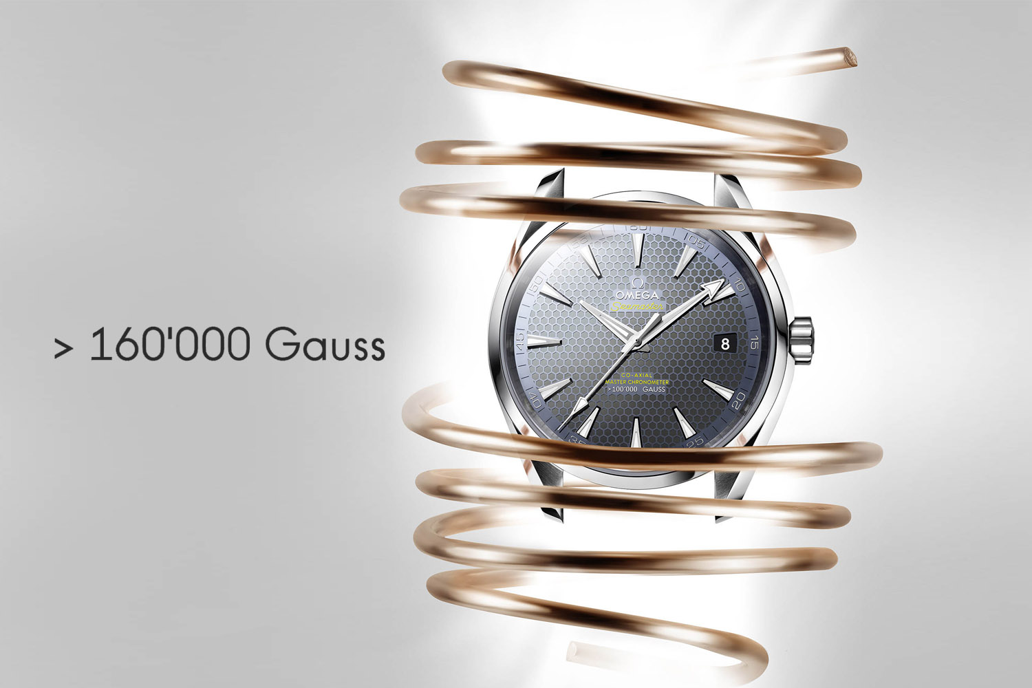 STORY – That Time OMEGA Tested a Prototype Seamaster At An Insane 160,000  Gauss Magnetic Field…