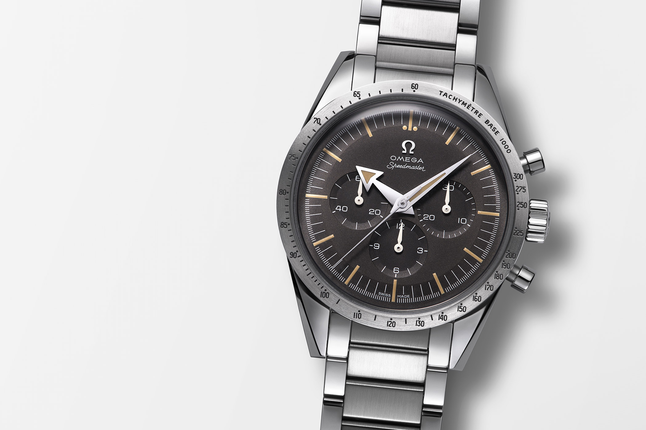 692045070d0 Omega Speedmaster 60th Anniversary Limited Edition 38.6mm - Baselworld 2017