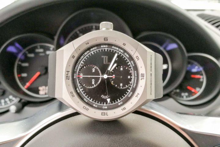 Porsche-Design Monobloc Actuator 24H-Chronotimer