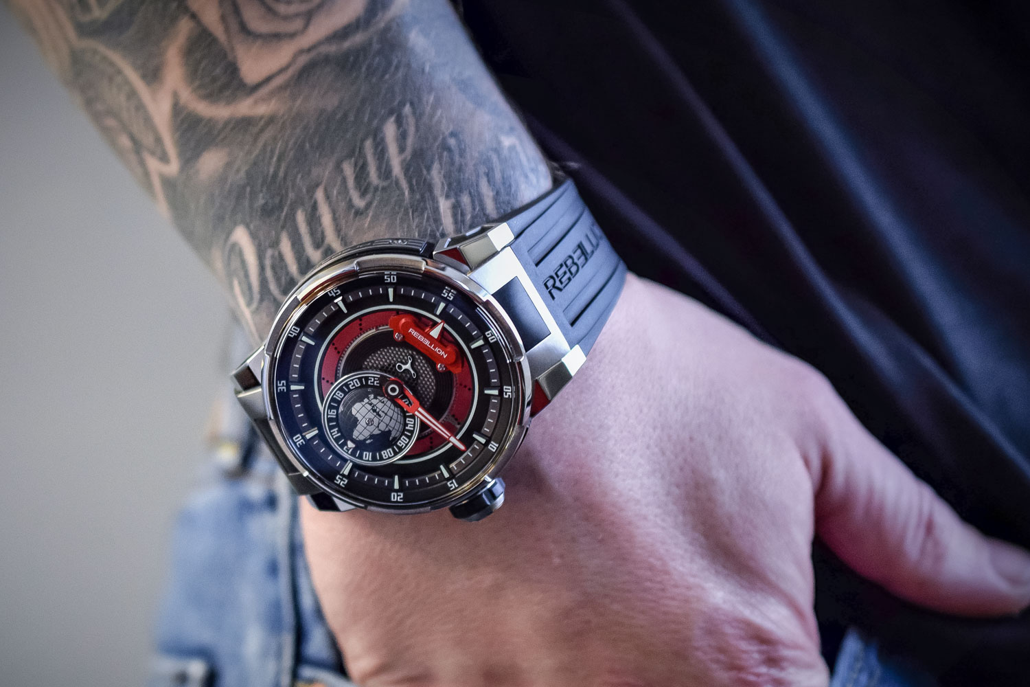 Introducing the Rebellion Predator 2.0 GMT