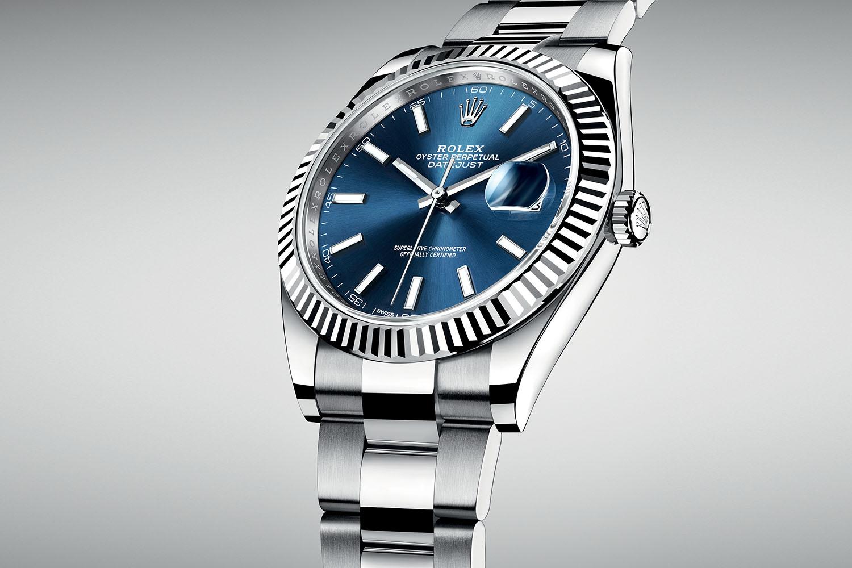 Debutant cherche montre pour un budget de 8000 euros max Rolex-Datejust-41-Steel-Baselworld-2017-3