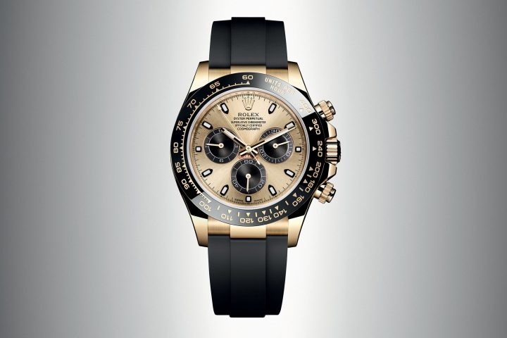 Baselworld 2017 – The Rolex Daytona In Three Gold & Ceramic Options and now With Oysterflex Bracelet