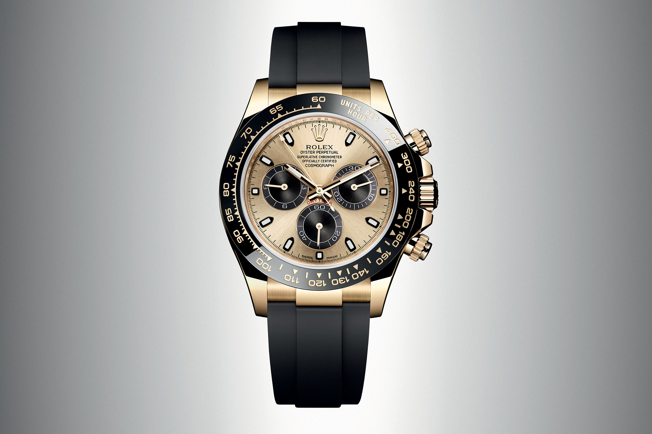 Baselworld 2017 Rolex Daytona Gold Amp Ceramic With
