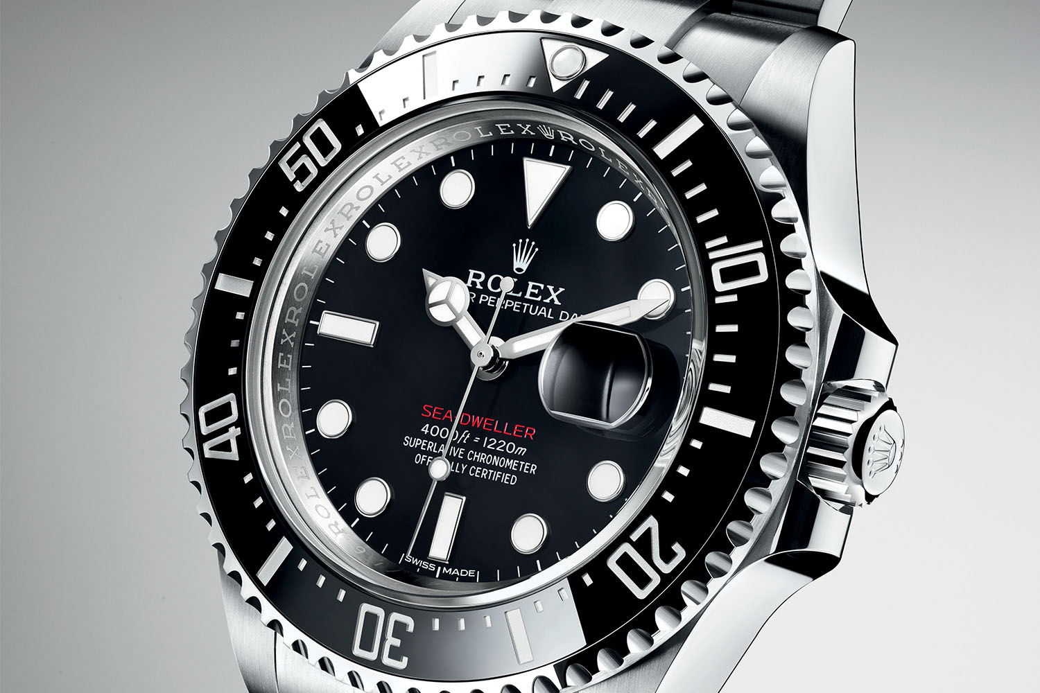 Rolex Sea Dweller 43mm Review