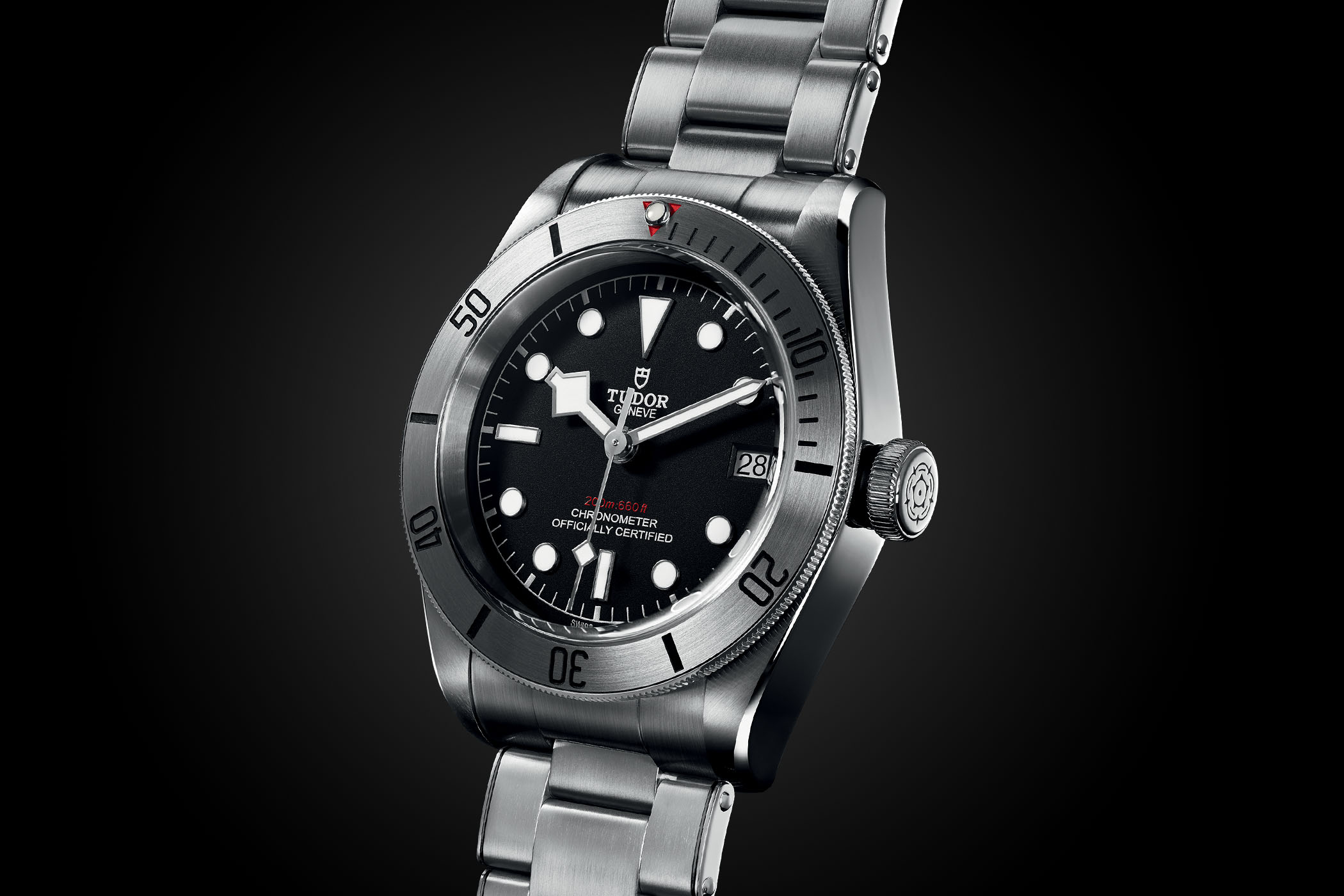 Tudor Heritage Black Bay Steel 79730 Date - Tudor Black Bay Date - Baselworld 2017
