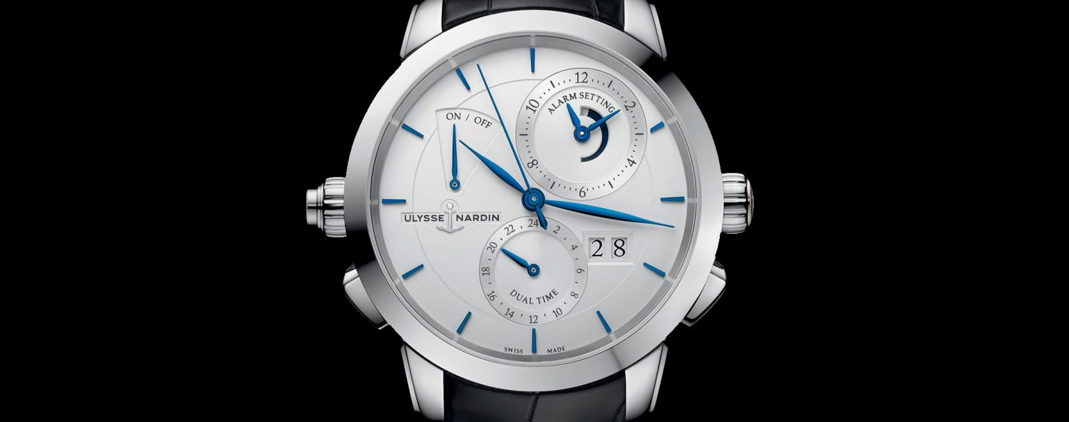 Introducing – Ulysse Nardin Classic Sonata, The Alarm Watch with Cathedral Gong, Now with a Subtler Design