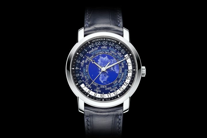Vacheron Constantin Traditionnelle World Time Enamel Dial